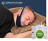 Beste Schnarchen Solution - Anti Schnarchen Kinnriemen