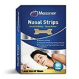Massner Nasenpflaster Breit, 100er Pack